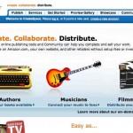 CreateSpace, el sitio de Amazon donde puedes publicar, promocionar y ganar dinero con tus libros, música y películas