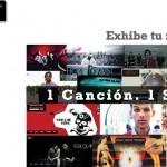 Ideas de negocios alrededor de la música y el internet, Viinyl ten gratis un website para tu canción y hazte famoso o famosa