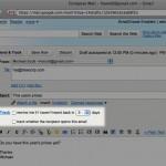 Una aplicación para tener más control con tu correo de Gmail, mira quien te ha leído y quien no