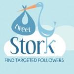 TweetStork, encontrar usuarios en Twitter con similares intereses y así aumentar tu red social