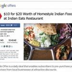 Google lanzará su propio sistema de ofertas y descuentos para competir contra Groupon