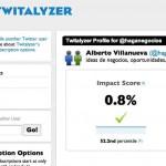 Mide tu influencia para hacer negocios y ganar dinero en la red social de Twitter con dos servicios gratis: Klout y Twitalyzer
