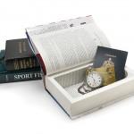 Productos extraños como ideas de negocios, libros que son cajas secretas para sus cosas valiosas