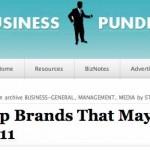 Grandes marcas de empresas que podrían desaparecer este año