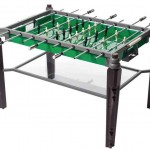 Ideas de negocios con muebles de diseño, mesas multipropósitos para comer y jugar fútbol de mesa