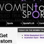 Un blog de deportes para mujeres, una idea de negocio que mujeres o mamás pueden hacer desde su casa