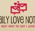 Un website que te permite enviar notas diarias de amor y cariño … la relación personal en los negocios