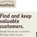 Custora un servicio gratis para mantener a tus clientes en tu website y ganar más dinero por internet