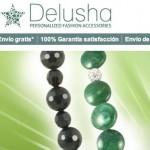 Delusha un sitio para crear, diseñar y comprar tus joyas y accesorios de moda, el negocio de la joyería usando el internet para vender más