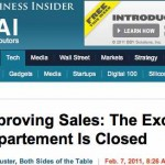 Los vendedores, elemento clave en el éxito de una idea de negocios … ¿son parte de tu equipo o mercenarios de tu negocio?