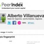 PeerIndex una herramienta para analizar la influencia de tu idea de negocios en Twitter y Facebook