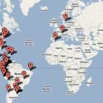 Una aplicación gratis que te dice los lugares donde se encuentran tus amigos en Facebook