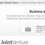 La nueva estrategia de Apple para entrar al mercado de los negocios y empresas, el programa Joint Venture
