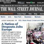 El débil bloqueo de acceso al contenido pagado del The Wall Street Journal