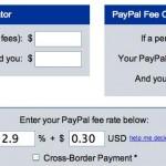 Una calculadora gratis que te permite saber cuánto te cuesta usar el sistema de pagos de PayPal