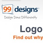99designs un sitio para tener el mejor diseño del logo de su negocio o de su website con la modalidad del Crowdsourcing
