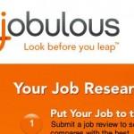 Jobulous, una nueva propuesta de un portal para encontrar trabajo y evaluar tu empleo actual y cuánto ganas