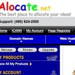 Descuentos del 5% y 10% en compra de Hosting y Dominios en Alocate.net sólo para los lectores de Haga Negocios