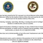 Gobierno de los Estados Unidos suspende 3 de los más grandes websites de apuestas por internet