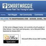 Niña de 9 años lanza un negocio por internet de preguntas y respuestas sobre programas de Microsoft y matemáticas