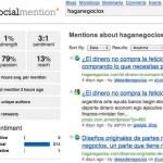SocialMention, una herramienta gratis para saber qué es lo que dicen de tu idea de negocios en las Redes Sociales y el Internet