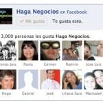 Muchas gracias llegamos a los 3000 fans que les gusta Haga Negocios vía Facebook