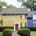 Convierte tu casa en un cartel de publicidad y comienza a ganar dinero extra