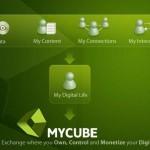 Un verdadero competidor para Facebook, MyCube una nueva red social que te permite ganar dinero por estar allí