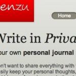Dos websites que te dan un servicio gratis para escribir un diario por internet en forma privada para aumentar tu creatividad