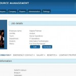 SimpleHRM un programa gratis para la administración de recursos humanos de una empresa