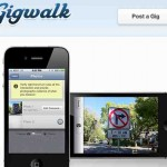 Pon a trabajar a tu Smartphone para comenzar a ganar un dinero extra con tu teléfono inteligente, la innovadora propuesta de Gigwalk