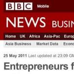 Ranking de la BBC de los mejores y peores países en los que los emprendedores pueden iniciar una nueva idea de negocios