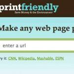 Como imprimir en una forma fácil y limpia páginas web de internet con una herramienta gratis para ahorrar dinero