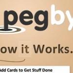 Pegby, un sistema para manejar pequeños proyectos de negocios con un sistema de tarjetas virtuales