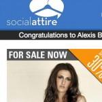 SocialAttire, un sitio para que los diseñadores de ropa puedan hacerse conocidos y ganar dinero con sus diseños de moda