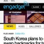 ¿El fin del negocio de los libros de papel?, Corea del Sur promete que el 2015 todos sus colegios no usaran libros de papel
