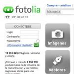 Fotolia, un website para ganar dinero con tus fotografías y comprar las imágenes que necesitas totalmente en idioma Español
