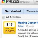 Google lanza Prizes, un website para ganar dinero haciendo tareas que piden otros, el crowdsourcing