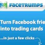 Facetrumps, un servicio para convertir la información de tus amigos de Facebook en tarjetas impresas