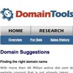 Domain Tools, una herramienta que te ayuda a encontrar gratis el mejor nombre para el dominio del website de tu empresa