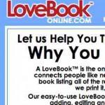 LoveBook, libros de amor hechos a tu medida como idea de negocios online