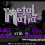 Metal Mafia, un negocio millonario de venta de accesorios para tatuajes o tattoos, joyería y para body piercing