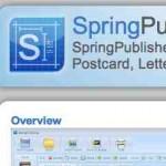 SpringPublisher, un software gratis para que hagas tú mismo tu tarjeta de presentación de negocios y papelería