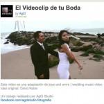 El negocio de filmación de bodas tipo película y video musical, tu boda en videoclip. El caso de AGCI Studio