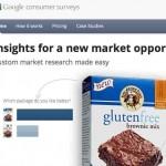 Una nueva forma de ganar dinero con Google … llenar o completar encuestas por internet de Google
