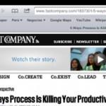 5 cosas que debes de evitar para lograr que tu empresa sea mas productiva y rentable