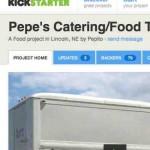 Un camión de comida al paso estilo vegetariano, una idea de negocios saludable que necesita tu ayuda