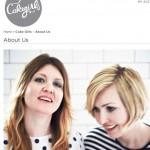 Cakegirls la historia de dos hermanas emprendedoras que regresaron con éxito luego de incendio que destruyó su negocio
