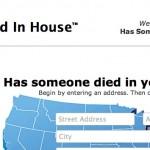 Un sitio que te dice quien murió o quien ha muerto en tu casa, el negocio de los espíritus