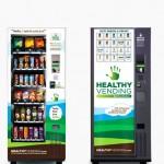 Vending Machine que venden snacks saludables y nutricionales, ideas de negocios saludables
